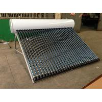 300liter high pressure heat pipe solar water heater for kenya market Manufactures