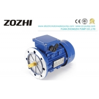 IP44 Three Phase Electric Motor 0.75kw TEFC Squirrel Cage Manufactures