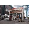 4200mm Wide PP Non Woven Fabric Machine , PP Spunbond Non Woven Production Line Manufactures