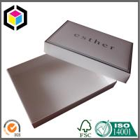 White Ivory Board Matte Color Printing Custom Design Carton Packaging Box Manufactures