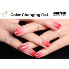 Buy cheap Temperature Sensitive Mood Changing Gel Nail Polish No Cracks / Dulling OEM / from wholesalers