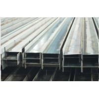 Quality Hot Rolled H Beam Structural Steel Sections Construction Steel for sale