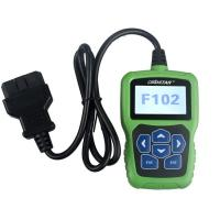 2017 OBDSTAR Nissan/Infiniti Car Key Programmer F102 with Immobiliser and Odometer Function Manufactures