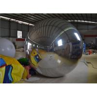 Inflatable Advertising Custom Printed Balloons Round 3m For T-show Manufactures