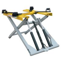 Buy cheap 10 ton custom made hydraulic cylinder for scissor lift table from wholesalers