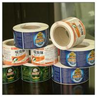 OEM Printing High Quality Custom Vinyl Roll Label Stickers, Adhesive Glossy Finish Logo Labels,Design Your Own Manufactures