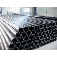 PE pipeline with light weight for Industrial liquids transportation, polyethylene gas pipe Manufactures