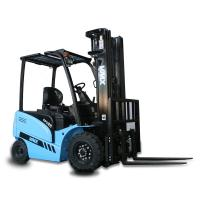 Indoor Small Electric Warehouse Forklift Battery Powered With Forks Sideshift Manufactures