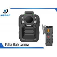 WIFI Police Officer Body Worn Video Camera 33 Megapixel Ambarella A7 Manufactures