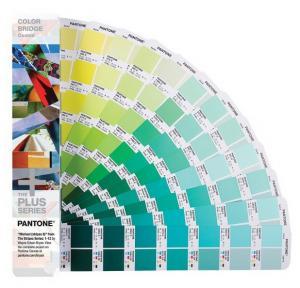 2015 Edition PANTONE COLOR BRIDGE®  Coated Color Card Manufactures
