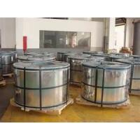 S08AL 200mm -1250mm width DR9 temper Electrolytic Tinplate Coil for packing industries Manufactures