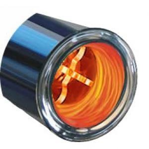 Three High Vacuum Tube solar vacuum tubes Manufactures