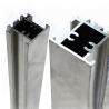 Heat Insulation Thermal Break Aluminium Profiles For Windows / Doors Manufactures