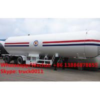 Professional Chengli 3 axle 50cbm lpg tanker trailers for sale,Factory sale best price CLW lpg gas tank semitrailer Manufactures