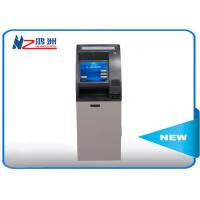 Self service medical office check in kiosk registration information touchscreen Manufactures