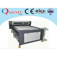 China 130 Watt CO2 Laser Engraving Machine 1.3x2.5m Cutting Size For Plastic / Wooden Sheet on sale