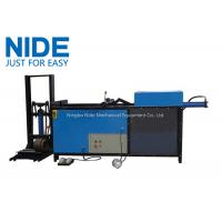 Induction Stator Copper Coil Winding Machine For 80 - 250 Electric Motor Stator Manufactures