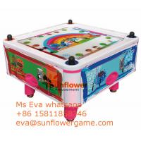 Quality OEM Air Hockey Factory Cube Air Hockey 4players For Sale Manufactures