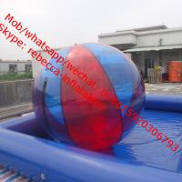 Inflatable Water Ball, Swimming Pool Game  inflatable water games Water Walking Ballequipment  Aqua Sphere Zorb Manufactures