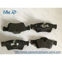 ISO9001 Front And Rear Brake Pads / Ceramic Brake Pads 0044205220 Manufactures