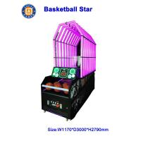 China Popular Indoor Coin Operated Basketball Shooting Game Machine basketball arcade game machine for sale on sale