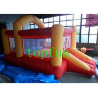 Customized Jump And Slide Bouncer Rental , Commercial Inflatable Bounce House Manufactures