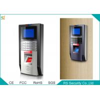 Vandal-proof TCP IP Door Access Controller And Time Attendance System Keypad Manufactures