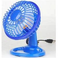 powerful small plastic portable usb fan Support USB ports of PCs & notebooks for gift Manufactures