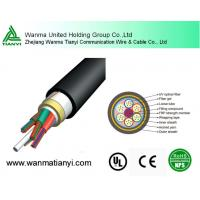 Aerial optical fiber cable ADSS Manufactures