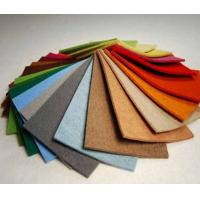 various color wool pressed nonwoven felt,Fashion 100% wool felt fabric Manufactures