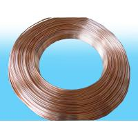 Heaters single Side Copper Coated Bundy Tube 4.76mm X 0.55mm best price Manufactures
