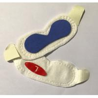 Buy cheap Non Woven Fabric Infant Eye Mask I Style Breathable Single Use CE FDA Listed from wholesalers