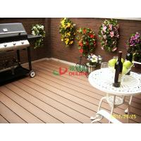 Buy cheap garden wpc decking floor anti-slip,wood plastic flooring with long lifespan 20 from wholesalers