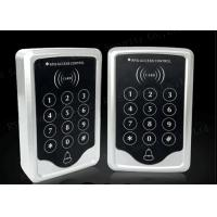 Standalone Waterproof Induction Screen Keypad Rfid Access Controller Manufactures