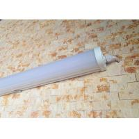 85 ~ 265V 60Watt 5ft LED Batten Fitting Cool White CCT 4500K For Parking Lot Manufactures