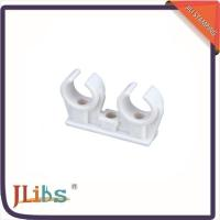 China Electrical Plastic Pipe Saddle Clamps on sale