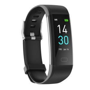 Fitness Tracker, IP68 Waterproof Activity Tracker,Fitness Tracker Activity Tracker with Heart Rate Sleep Temperature Mon Manufactures