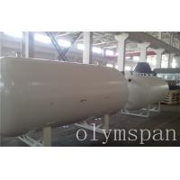 Chemical LPG Storage Pressure Vessel Tank For Military , Air Pressure Vessels Manufactures