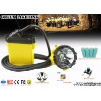 10400mAH Coal Mining Lights Corded Style Rechargeable Li - Ion Battery Manufactures