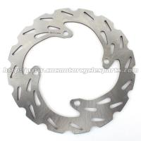 Buy cheap Stainless Steel Front Wavy Disc Brakes , Brake Rotors For Motorcycles from wholesalers