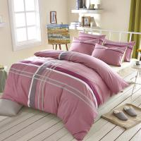 Queen Size Cotton Adults Bedding Sets For Womens / Mens Premium Reactive Printing Manufactures