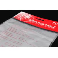 Quality Custom Printed OPP / CPP Plastic Packaging Bags With Gravure Printing for sale