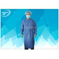 Reinforced Surgical Gowns Disposable Sterile Or Non - Sterile Manufactures