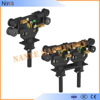 Green Copper Conductor Rail Mobile Electrification For Electric Tools Manufactures