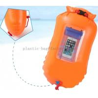 Safe Swim Floating Dry Bag for Swimmers , Triathletes with Transparent Window Manufactures