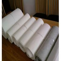 polyester or PET needled fabric filter bag Manufactures