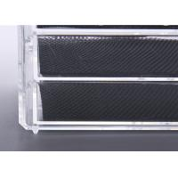 3 Drawers Acrylic Display Holders , Makeup Jewellery Organizer Box Manufactures