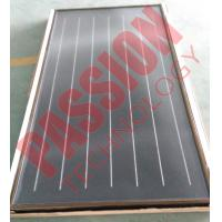 Freeze Resistant Flat Plate Solar Collector For Portable Solar Water Heater Manufactures