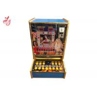 Indoor Coin Mario Slot Machine 110V 220V Spanish / English Language Manufactures