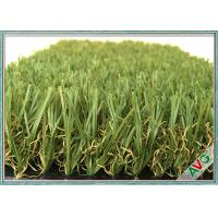 Good Drainage Anti Mold Indoor Synthetic Turf / Plastic Grass For House Manufactures